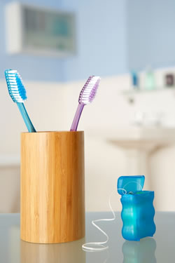 Healthy Gums - Floss and Brush Shelby Twp Dentist