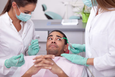 "Commonly ""Feared"" Dental Procedures"