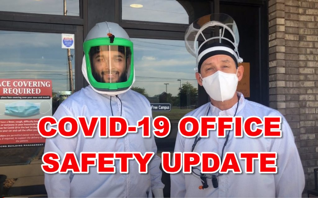 COVID-19 Dental Office Safety Update